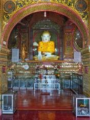 Monastero in cima alla Collina Mandalay