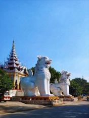 Accesso alla Collina Mandalay