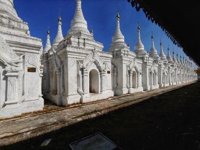Pagoda Khutodaw - il libro più grande al mondo